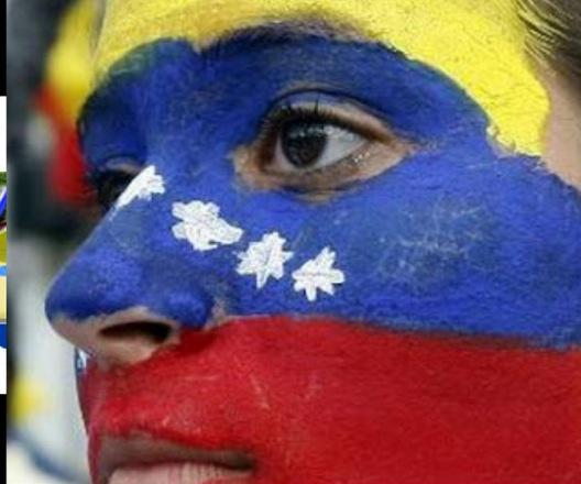 Siempre con Venezuela